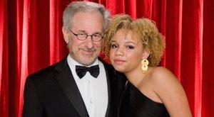 Pornós lett Steven Spielberg lánya