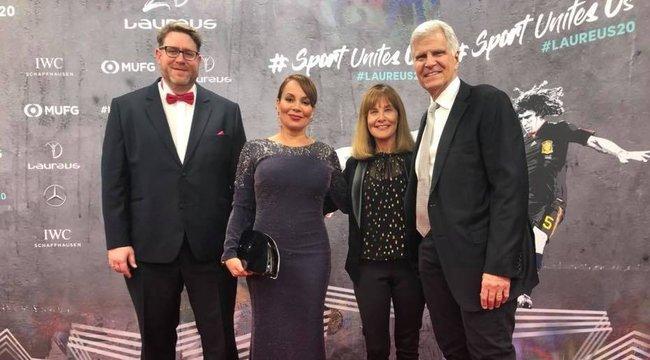 Szöllősi: Budapestre hoznánk a sport Oscarját, a Laurens-gálát