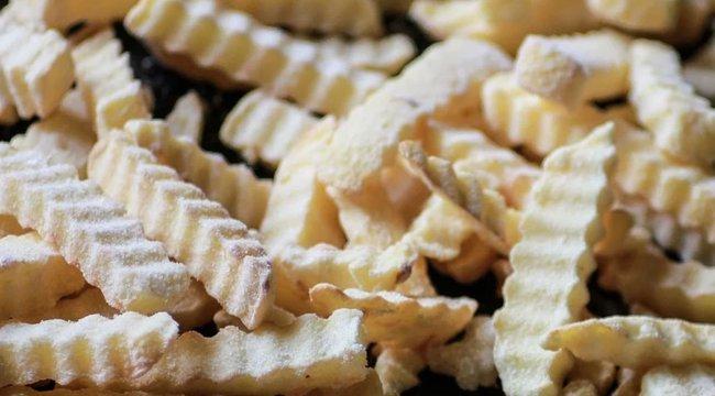 Ha aranyere van ne dugjon fel fagyasztott krumplit, nem segít!