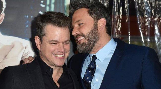 Ön szerint Ben Affleck vagy Matt Damon néz ki durvábban szőkén, kecskeszakállal?