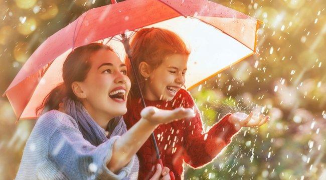 Ne rakja messzire az esőkabátot, mertbőrig ázhat a tavasz első napjaiban