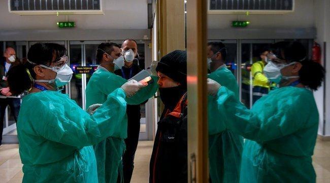Az észak-olaszországi vesztegzár térségében az orvosok is megfertőződtek