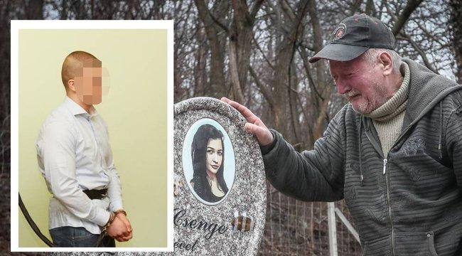 Borsodnádasdi tragédia: Az apa a tévéből tudta meg, hogy kiengedték Csenge gyilkosát – A tettes nem mer hazamenni