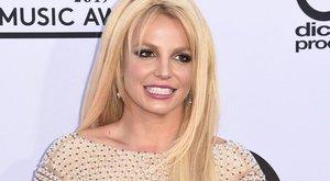 Kiteregette a szennyest Britney fia
