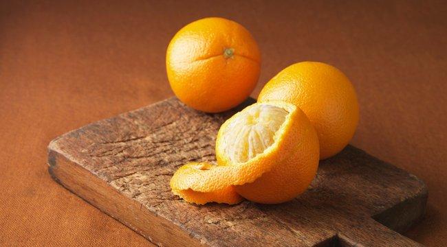 Nem is hinné, mennyi mindenre jó a narancs héja! Ne dobja ki!