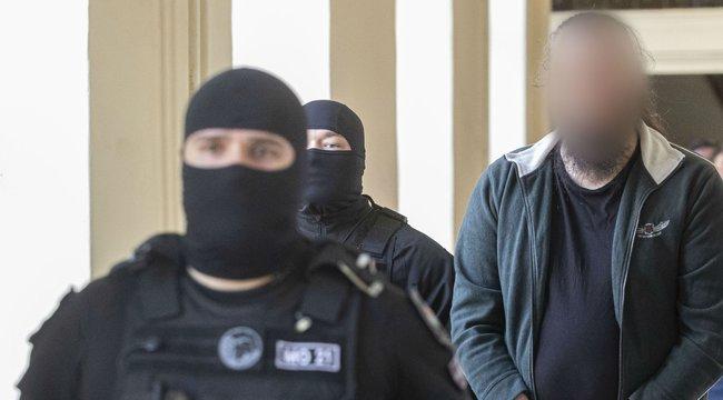 Soroksári gyilkosság: Vírushelyzet mentette meg Kardos Lajost a vádlottal való találkozástól