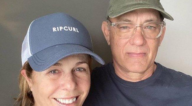 Tom Hanks és Rita Wilson elhagyhatta a kórházat, ahol koronavírus-fertőzéssel kezelték őket