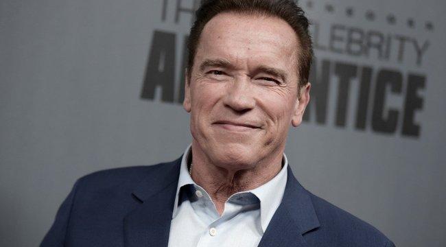 Schwarzenegger a pónijával és törpeszamarával vészeli át a nehéz időket