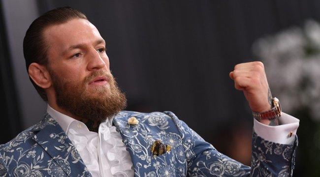 McGregor helyretette a koronavírust