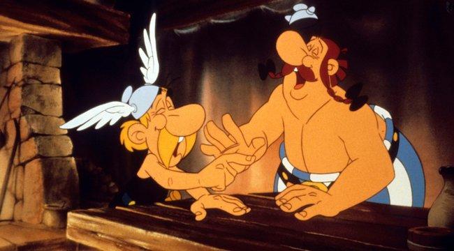 Elhunyt Albert Uderzo, az Asterix és Obelix történetek írója és rajzolója