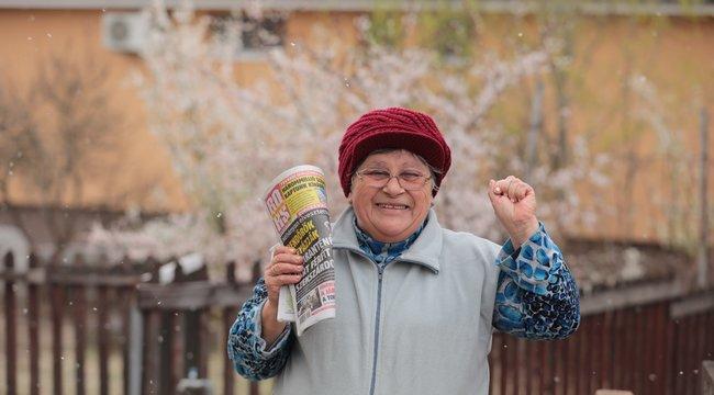 Bors-milliomos letta rokkantnyugdíjas