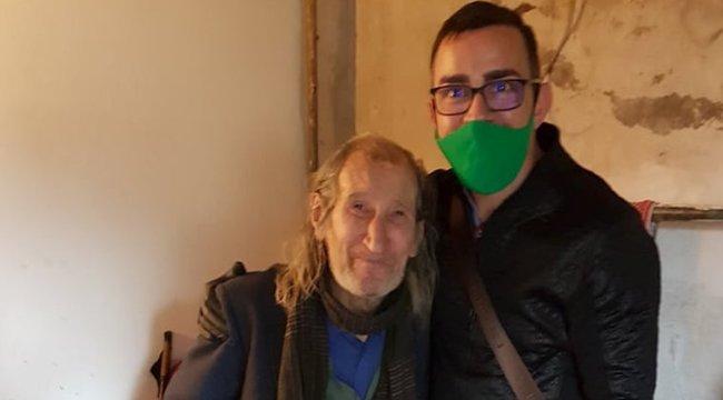 Még a segélycsapat is elszörnyedt Szilágyi István életkörülményein