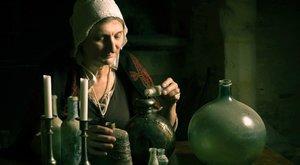 Retro krimi - Arzénnal ölt a savószemű boszorkány