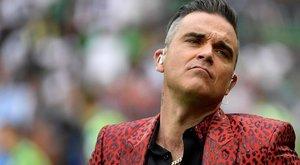Megható, hogyan örültek Robbie Williams gyermekei, amikor végre viszontláthatták édesapjukat