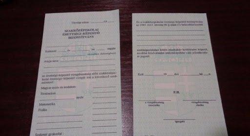 Elégedetlen volt a jegyeivel egy Nógrád megyei diáklány, ezért meghamisította a bizonyítványát