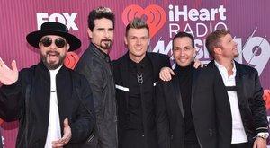 Nappalijukból adtak koncertet a Backstreet Boys tagjai
