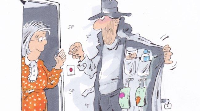 Csalók a vírusellenszerétárulják a neten