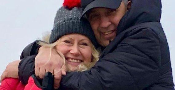 A rádión keresztül üzent haldokló férjének az elvesztéstől rettegő családanya