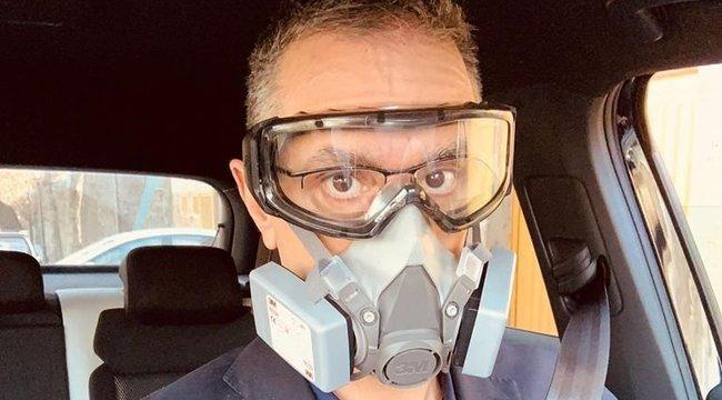 Csonka András: Komolyan szorongok a koronavírus miatt