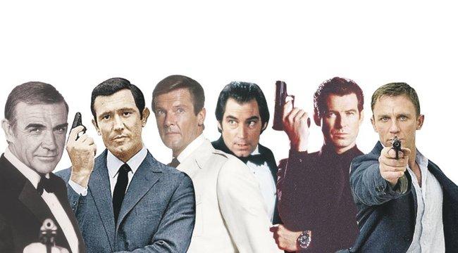 James Bond-maraton: Ráfér a világra, hogy a 007-es megmentse