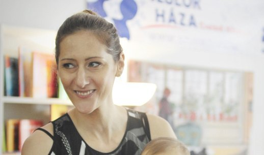 Pálinger Katalin: Nem érzem magam idősnek az anyasághoz