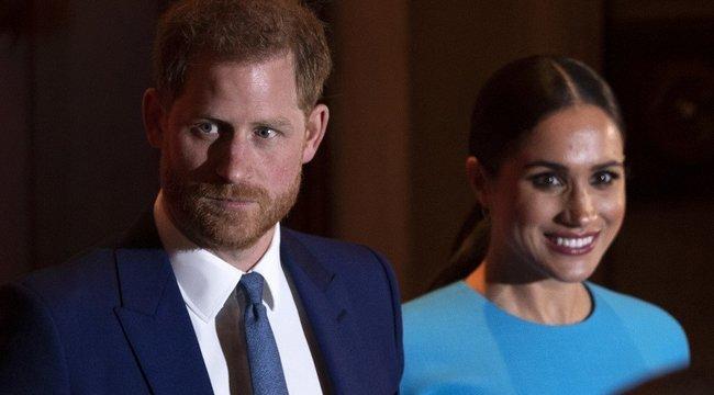 Kérjük vissza Harry herceget! – Hackertámadás érte Meghan Markle-ék jótékonysági weboldalát