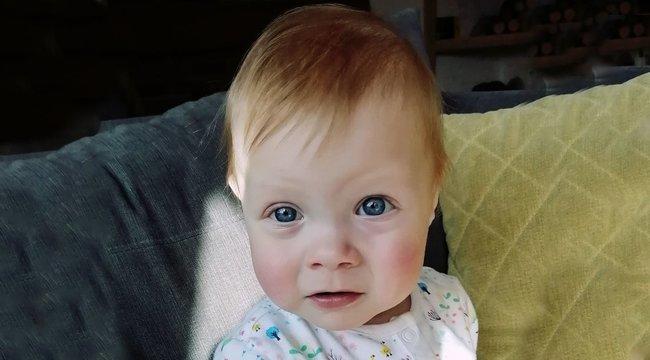 Nagyot harcolt és fityiszt mutatott a koronavírusnak a súlyos beteg kislány