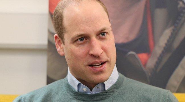 Vilmos herceg poénkodott egyet: elmondta, miért nem nézi a Tiger Kinget