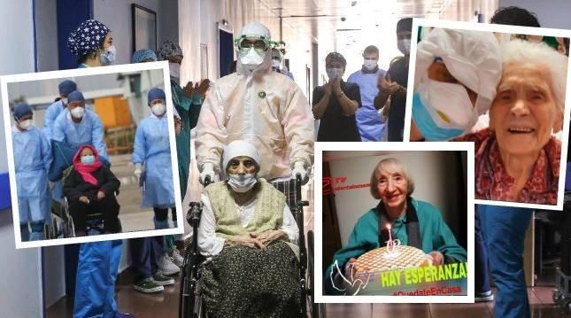 TOP7 túlélő – A legidősebb emberek, akik kigyógyultak a koronavírusból