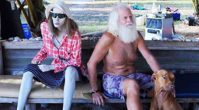 Régóta keresi szerelmét az ausztrál remete