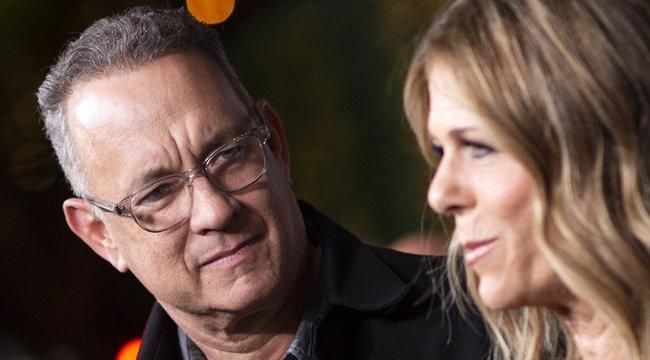Vérével segíti Tom Hanks a koronavírus-járvány megállítását