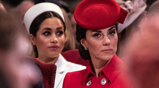 Meghan Markle kiakadt: Bezzeg ha Katalinnak megy neki a sajtó, őt megvédte volna a királyi család!