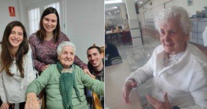 Létezik az igazi szupernagyi:106 évesen győzte le a koronavírust