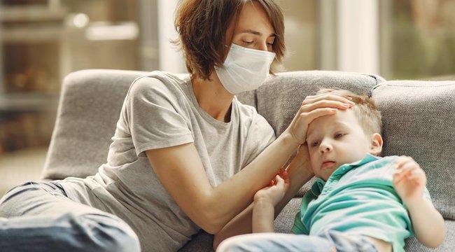 Lehetetlen, hogy a koronavírus gyermekről felnőttre terjed?
