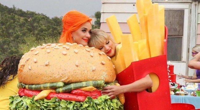 Lady Gaga megszelidült - Katy Perry lett az új botrányhős