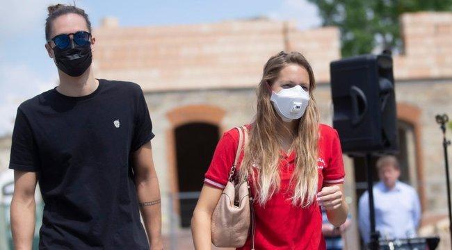 Kapás Bogi sokkot kapott, amikor megtudta: megfertőződött – interjú