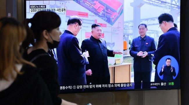 Fényképek bizonyítják: Kim Dzsong Un él és jól van