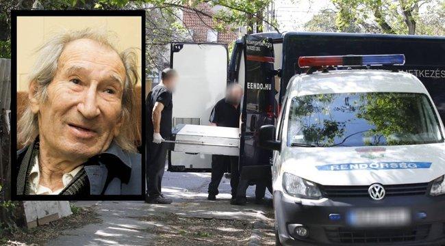Haláláig védte gyilkos fiát Szilágyi István – apja véres teste mellett kutakodott a tettes