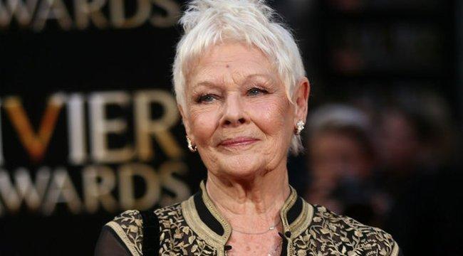 Dench lett a legidősebb címlaplány