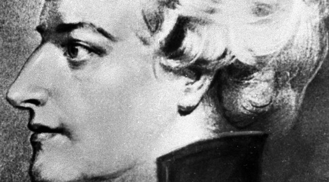 Krokodil füleit rejtette a hosszú parókája alá Mozart
