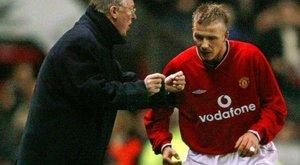 Kulisszatitkokat árult el Giggs: Ezért kellett mennie BeckhamnekManchester Unitedból