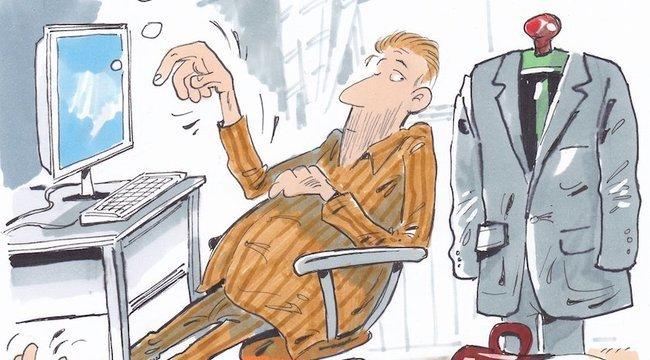 Fotelből tanulhat szakmát, amit aztán pizsamában végezhet a kanapéról