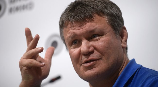 Oleg Taktarov csak poháremelésben állna ki Mike Tyson ellen