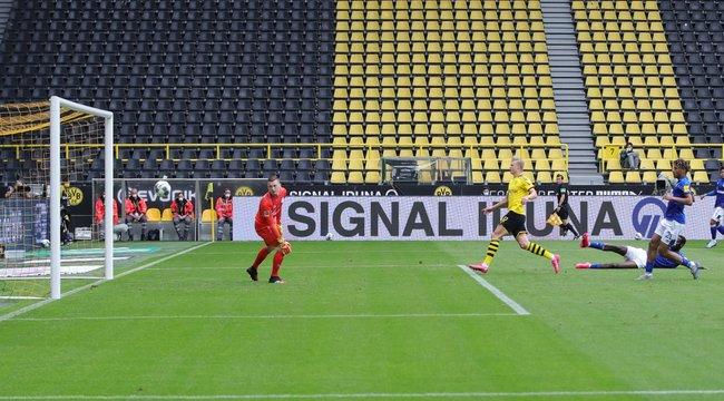 Bundesliga – Szidták a nagyiját, büntetett Haaland