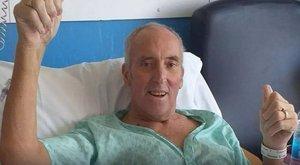 Ilyen súlyos esettel még az orvosok sem találkoztak, csodaszámba megy a koronavírusos férfi gyógyulása