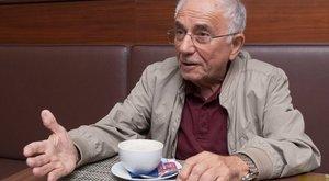 Vitray Tamás:nagyon alkalmas vagyok az egyedüllétre