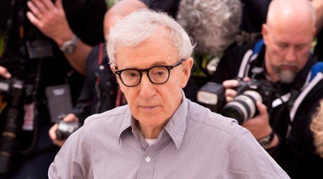 Magyarázkodik Woody Allen