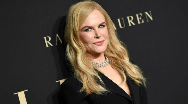 Nicole Kidman üzent a magyaroknak –Videó