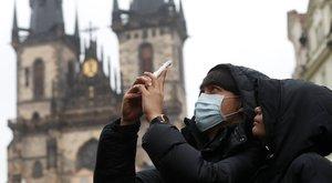 Csehország június 15-én szeretné újra megnyitni határait