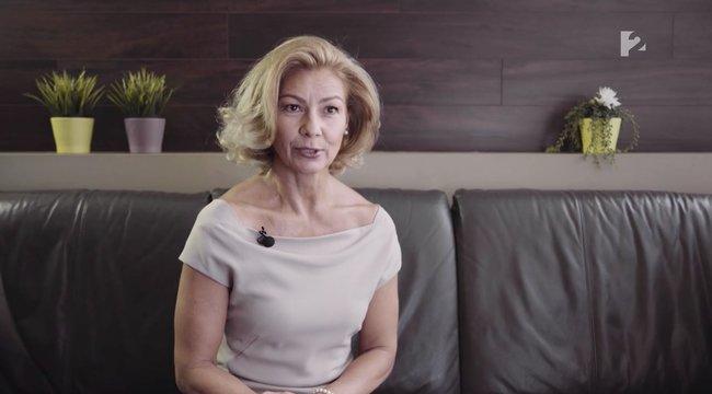 A saját izmait pusztította Barta Sylvi teste a koronavírus miatt – videó